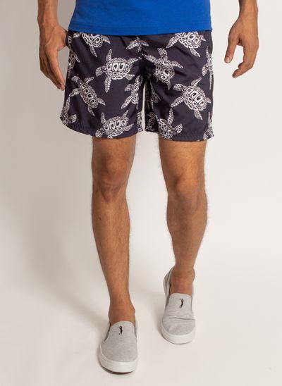 shorts-aleatory-masculino-estampada-turtle-modelo-2019-1-
