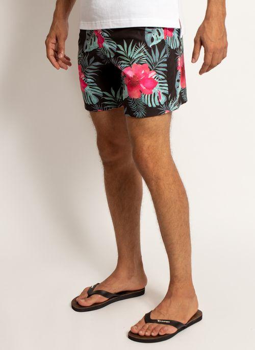 shorts-aleatory-masculino-estampada-summer-flower-modelo-2019-2-