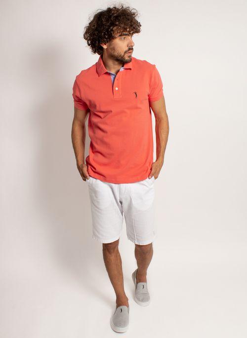 camisa-polo-aleatory-masculina-lisa-basica-laranja-modelo-2019-3-