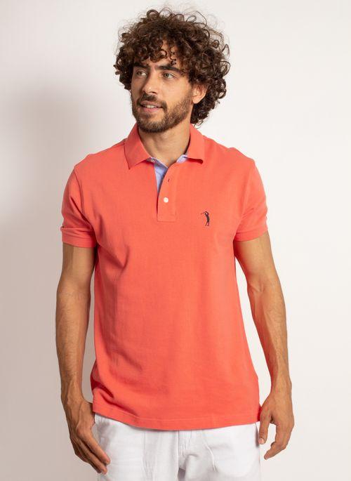 camisa-polo-aleatory-masculina-lisa-basica-laranja-modelo-2019-5-