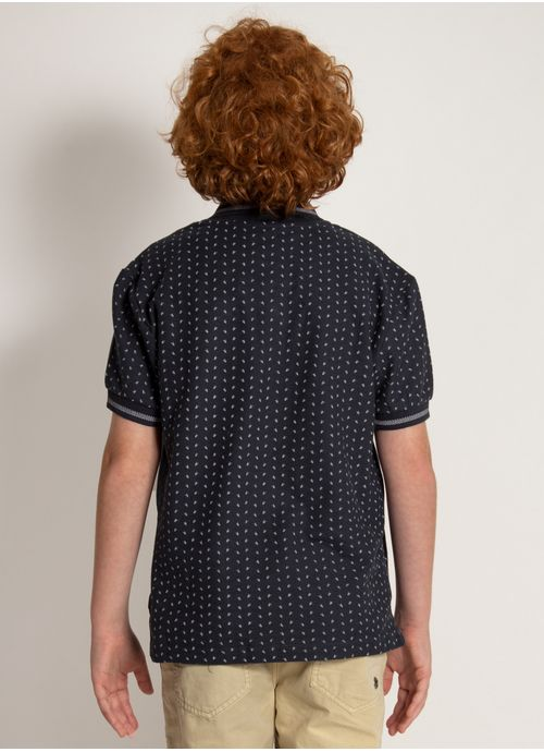 camisa-polo-aleatory-infantil-mini-print-arrow-azul-marinho-modelo-2020-2-