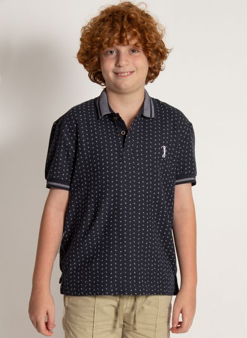 camisa-polo-aleatory-infantil-mini-print-arrow-azul-marinho-modelo-2020-4-