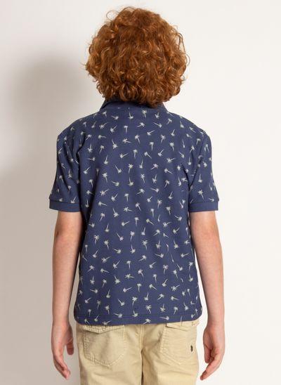 camisa-polo-aleatory-infantil-piquet-mini-print-royalty-azul-modelo-2020-2-