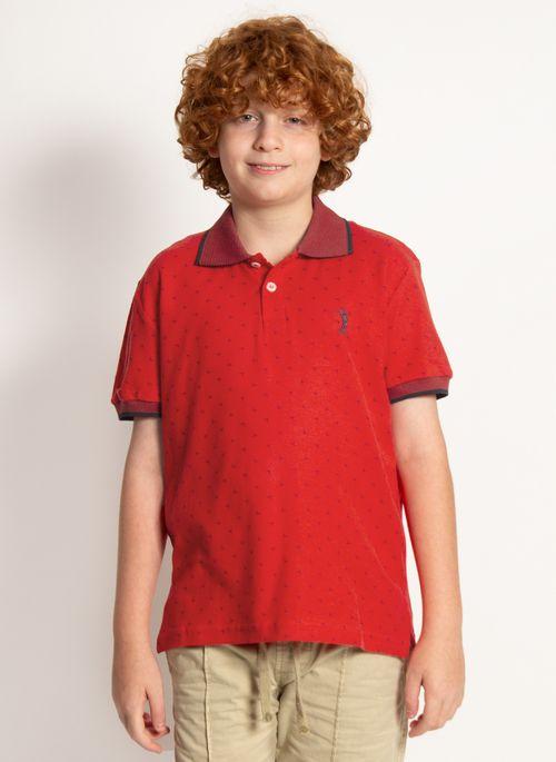 camisa-polo-aleatory-infantil-mini-print-kids-fair-laranja-modelo-2020-4-