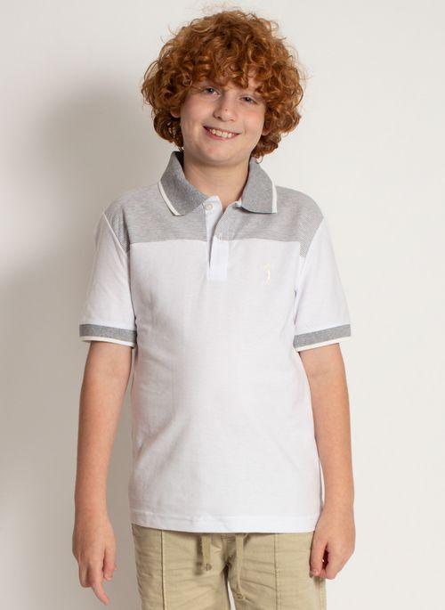 camisa-polo-aleatory-infantil-piquet-com-recorte-listrado-branco-modelo-2020-4-
