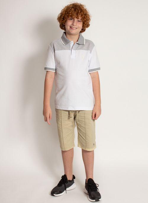 camisa-polo-aleatory-infantil-piquet-com-recorte-listrado-branco-modelo-2020-5-