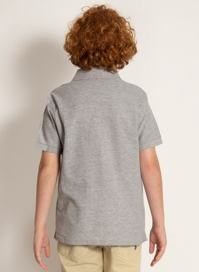 camisa-polo-aleatory-infantil-basica-new-light-mescla-cinza-modelo-2020-2-