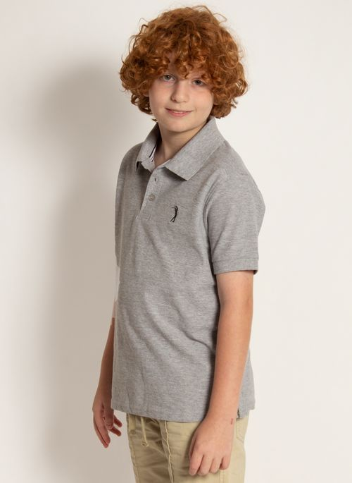 camisa-polo-aleatory-infantil-basica-new-light-mescla-cinza-modelo-2020-3-