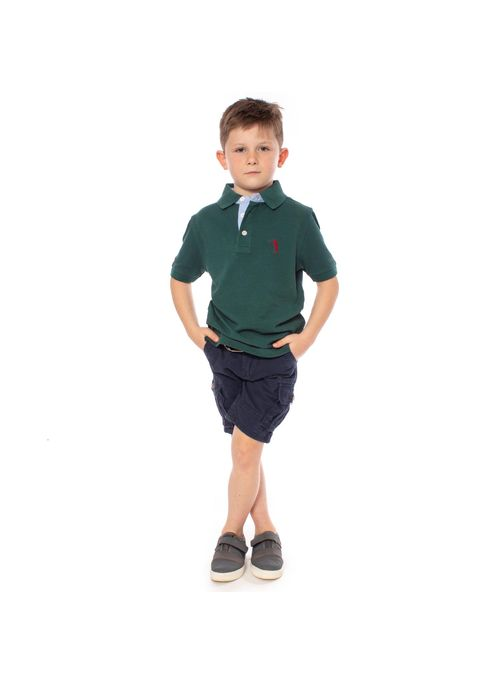camisa-polo-aleatory-infantil-lisa-verde-modelo-6-