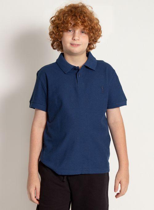 camisa-polo-aleatory-infantil-lisa-basica-new-light-azul-mescl-modelo-2020-4-