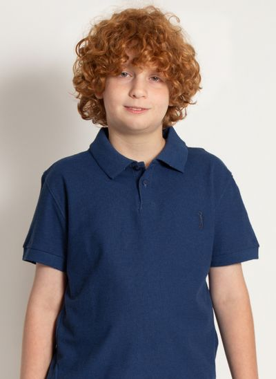 camisa-polo-aleatory-infantil-lisa-basica-new-light-azul-mescl-modelo-2020-1-
