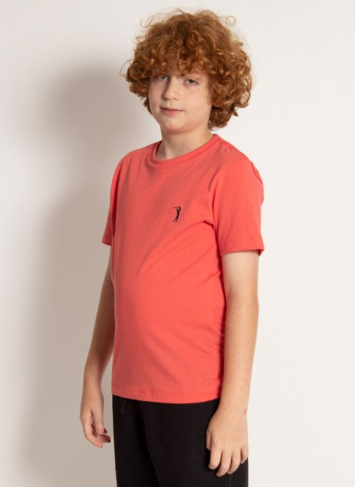 camiseta-basica-aleatory-kids-lisa-laranja-modelo-2020-3-