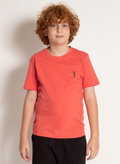 camiseta-basica-aleatory-kids-lisa-laranja-modelo-2020-4-