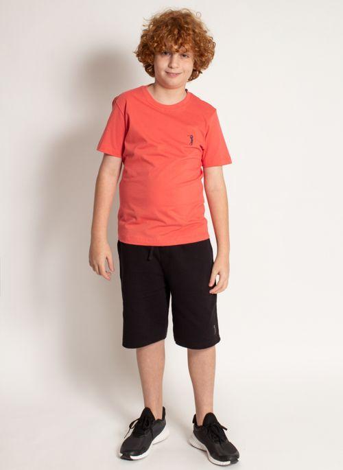 camiseta-basica-aleatory-kids-lisa-laranja-modelo-2020-5-