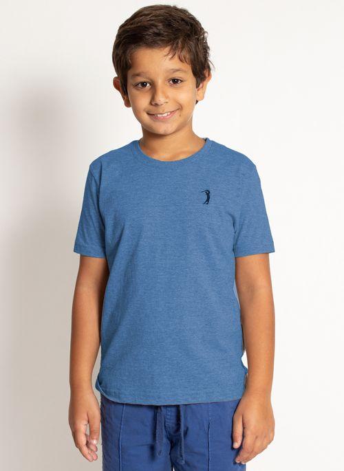 camiseta-aleatory-infantil-lisa-azul-mescla-azul-modelo-2020-4-