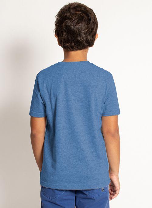 camiseta-aleatory-infantil-lisa-azul-mescla-azul-modelo-2020-2-