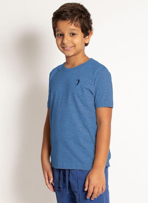 camiseta-aleatory-infantil-lisa-azul-mescla-azul-modelo-2020-3-