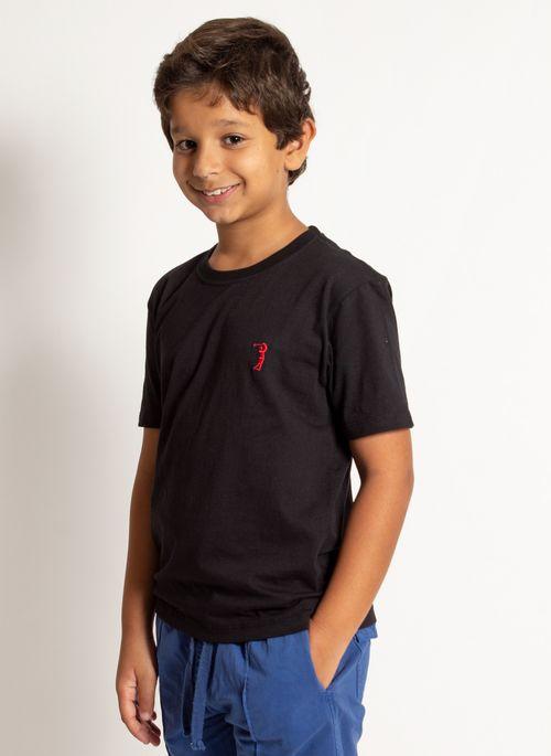 camiseta-aleatory-infantil-lisa-preto-modelo-2020-3-