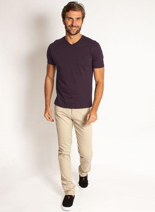 camiseta-aleatory-masculino-basica-gola-v-roxa-modelo-2020-3-