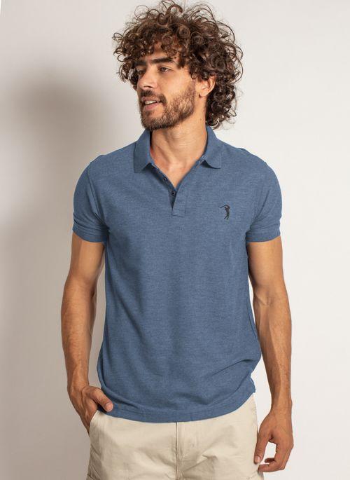 camisa-polo-aleatory-masculina-lisa-piquet-pima-mescla-modelo-10-