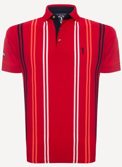 Camisa-Polo-Aleatory-Listrada-Loud-5000-134-493-Vermelho