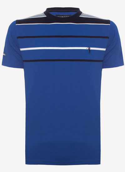 Camiseta-Aleatory-Listrada-Lucky-6000-134-491-azul