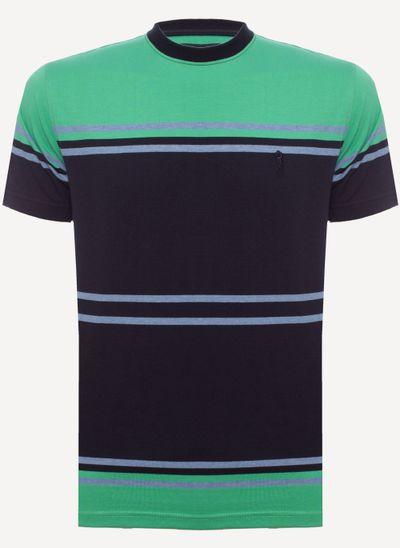 Camiseta-Aleatory-Listrada-Danger-6000-134-496-Verde
