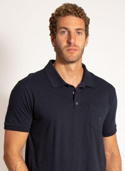camisa-polo-aleatory-masculina-malha-lisa-com-bolso-marinho-modelo-2020-1-