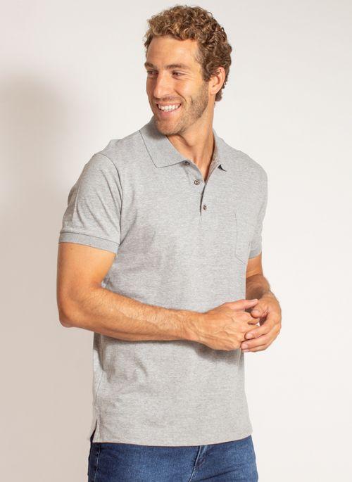 camisa-polo-aleatory-masculina-malha-lisa-com-bolso-cinza-modelo-2020-4-