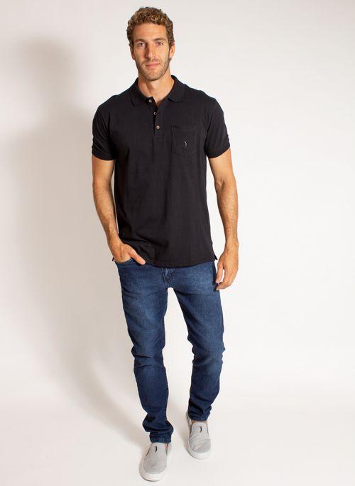 camisa-polo-aleatory-masculina-malha-lisa-com-bolso-preto-modelo-2020-3-