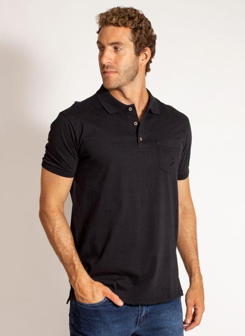 camisa-polo-aleatory-masculina-malha-lisa-com-bolso-preto-modelo-2020-4-