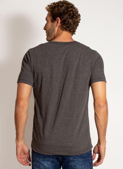 camiseta-aleatory-masculina-lisa-reativa-mescla-chumbo-modelo-2-