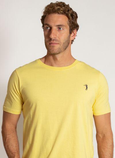 camiseta-aleatory-masculina-lisa-reativa-amarela-modelo-1-