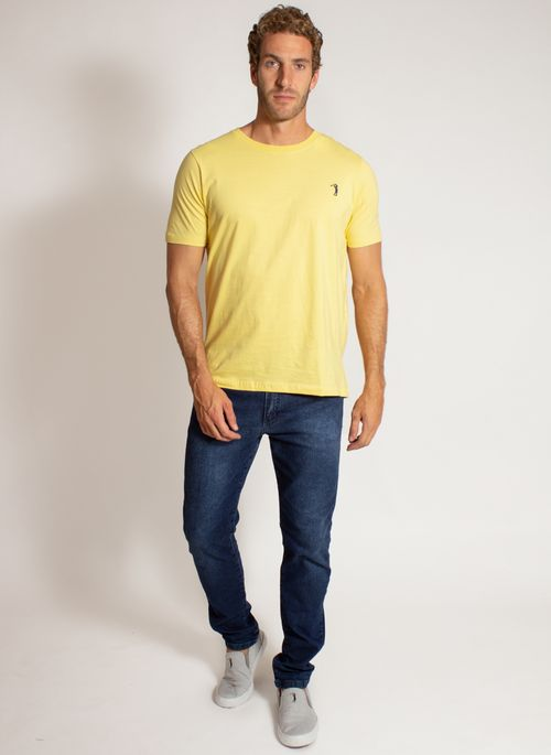 camiseta-aleatory-masculina-lisa-reativa-amarela-modelo-3-