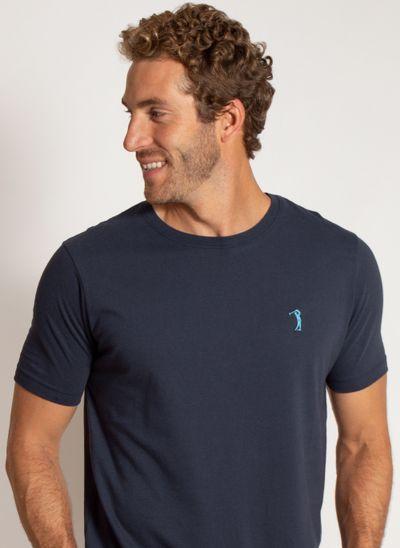 camiseta-aleatory-masculina-lisa-reativa-azul-modelo-6-