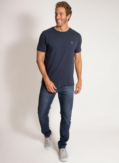 camiseta-aleatory-masculina-lisa-reativa-azul-modelo-8-