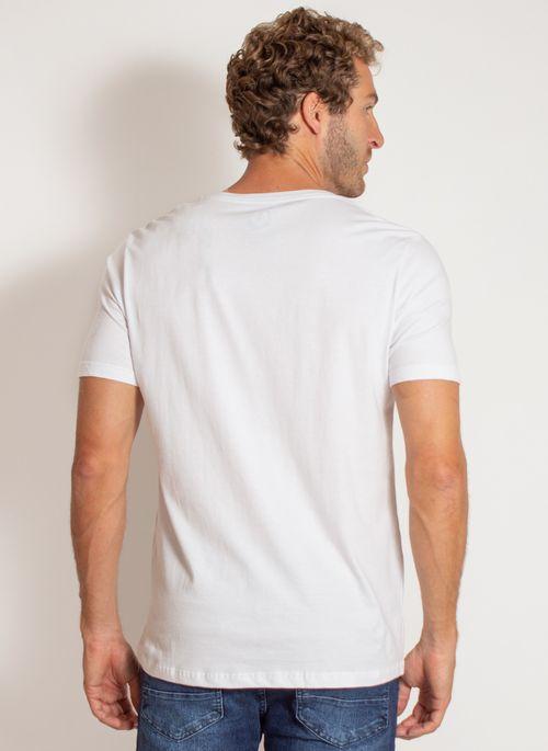 camiseta-aleatory-masculina-lisa-reativa-branca-modelo-2-