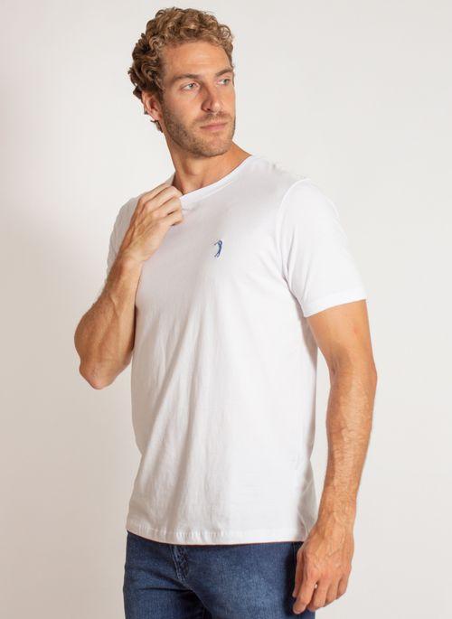 camiseta-aleatory-masculina-lisa-reativa-branca-modelo-4-
