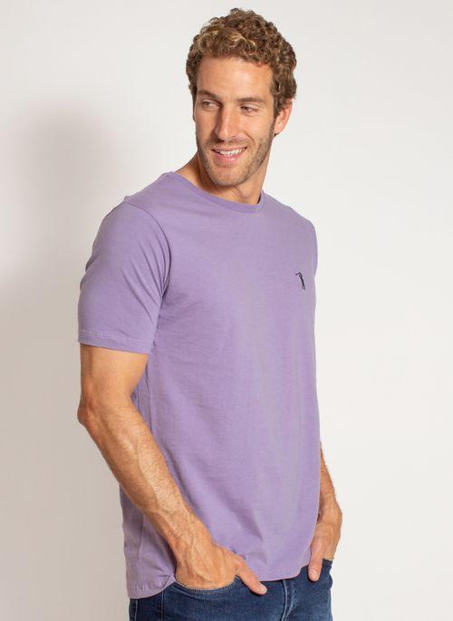 camiseta-aleatory-masculina-lisa-reativa-lilas-modelo-5-