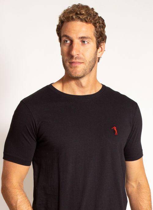 camiseta-aleatory-masculina-lisa-reativa-preta-modelo-1-