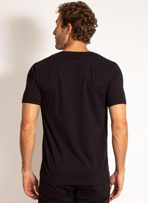 camiseta-aleatory-masculina-lisa-reativa-preta-modelo-2-