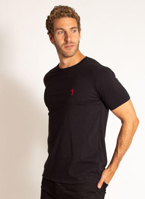camiseta-aleatory-masculina-lisa-reativa-preta-modelo-4-