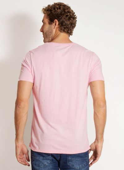 camiseta-aleatory-masculina-lisa-reativa-rosa-modelo-2-