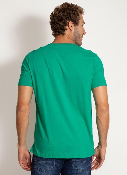 camiseta-aleatory-masculina-lisa-reativa-verde-modelo-2-