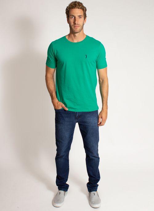 camiseta-aleatory-masculina-lisa-reativa-verde-modelo-3-