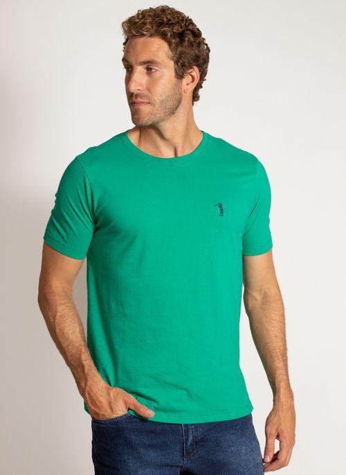 camiseta-aleatory-masculina-lisa-reativa-verde-modelo-4-