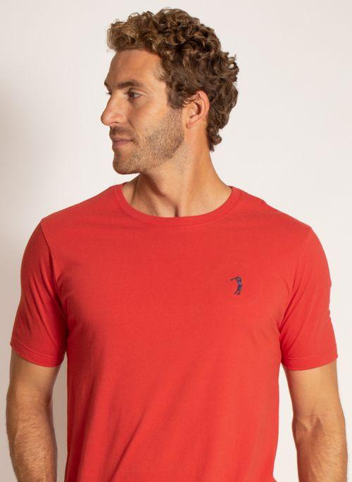 camiseta-aleatory-masculina-lisa-reativa-vermelha-modelo-1-