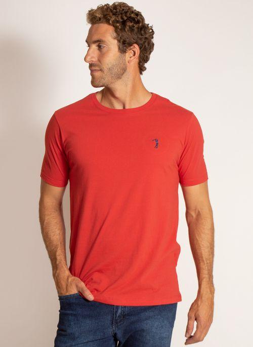 camiseta-aleatory-masculina-lisa-reativa-vermelha-modelo-4-