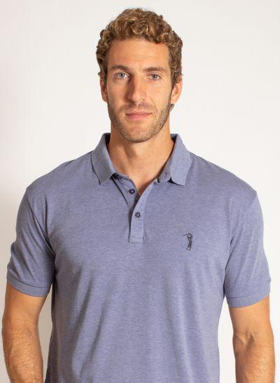 camisa-polo-aleatory-masculina-pima-lisa-mescla-azul-modelo-1-