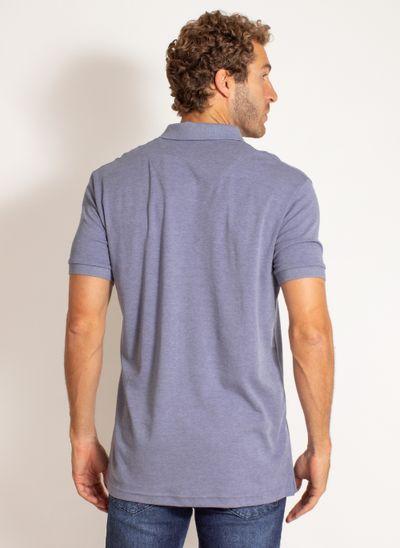camisa-polo-aleatory-masculina-pima-lisa-mescla-azul-modelo-2-